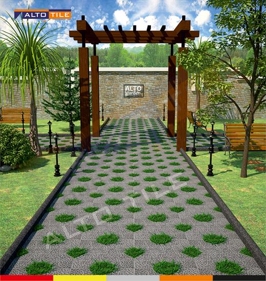 Design Garden Paver : Technicals Data